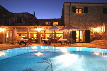 VERKAUFT: Charmantes Dorfhotel in Pollenca