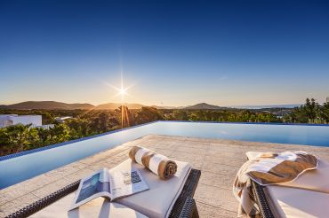 Modern High-End Villa in Ibizas Top Location
