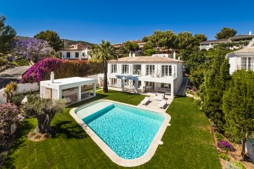 Top-Class Villa in Bendinat-Golf