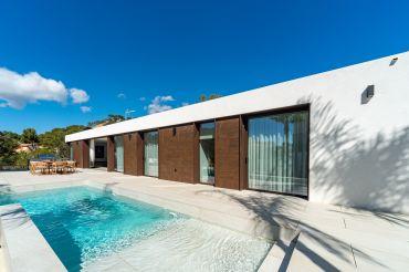 Minimalistische Architektur - Maximale Wohnqualität