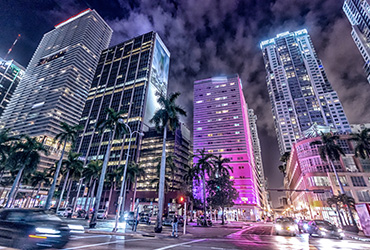 MIAMI - THE GLAMOROUS ALTERNATIVE TO MALLORCA